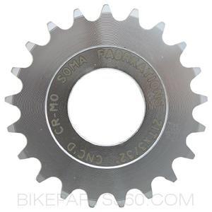 Soma Chrome Track Kog - $23 95 - Bike Parts 360