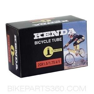 Kenda Bicycle Bike Tire Tube 20x1-1//8 20 x 1-1//8-1-3//8