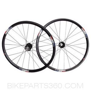 Control Tech Carbon Clincher Disc 26 Wheelset