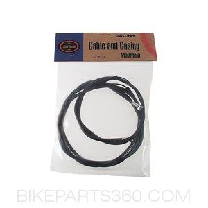 DiaCompe BRS Brake Cable  Casing Set