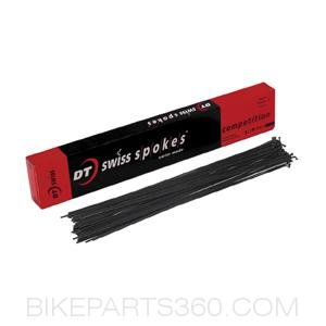 DTSwiss Competition 141514g black Spoke