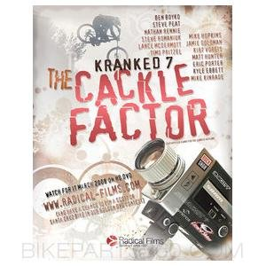 Lizard Skins Kranked 7 The Cackel Factor DVD