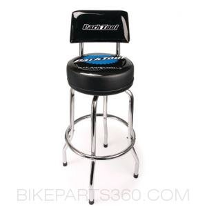 park tool shop stool with back bike parts 360